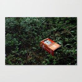 24 Hours Canvas Print