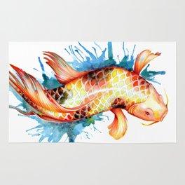 Koi Fish Rug