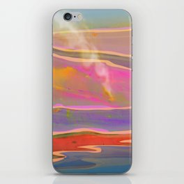 Adventure in the Volcanic Lands - Fumarole iPhone Skin