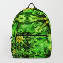 Spring Time Mandala Backpack