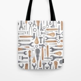 Hand Tools Tote Bag