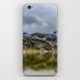 Lakes of Covadonga iPhone Skin