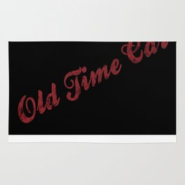 Old Time Car Classic  Rug