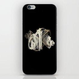 3D Fractal Skein iPhone Skin