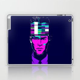mnemonic_data_overload_ Laptop & iPad Skin