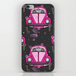 Pink And Perky iPhone Skin