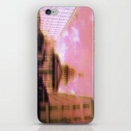 CONCRETE LEMONADE  iPhone Skin