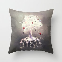 aaaaaaaaaaaaaa Throw Pillow