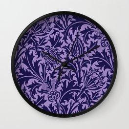 """William Morris """"Thistle"""" 2. Wall Clock"""