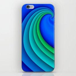 fluid -47- iPhone Skin