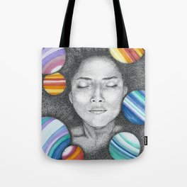 Origin Tote Bag