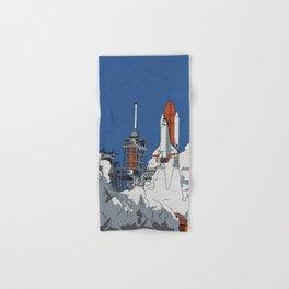 Last Launch Hand & Bath Towel