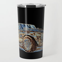 1965 Shelby AC Cobra Travel Mug