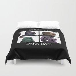 Lordran Dark Days Duvet Cover