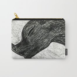 Little Wolfie Carry-All Pouch