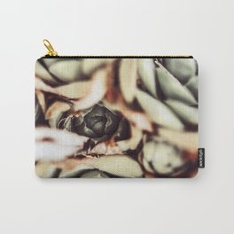DARKSIDE OF SUCCULENTS IXb Carry-All Pouch