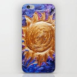 Sun in Space iPhone Skin