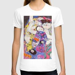 "Gustav Klimt ""Die Jungfrauen (The Virgins)"" T-shirt"