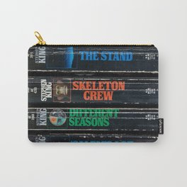 Stephen King Well-Worn Paperbacks Carry-All Pouch