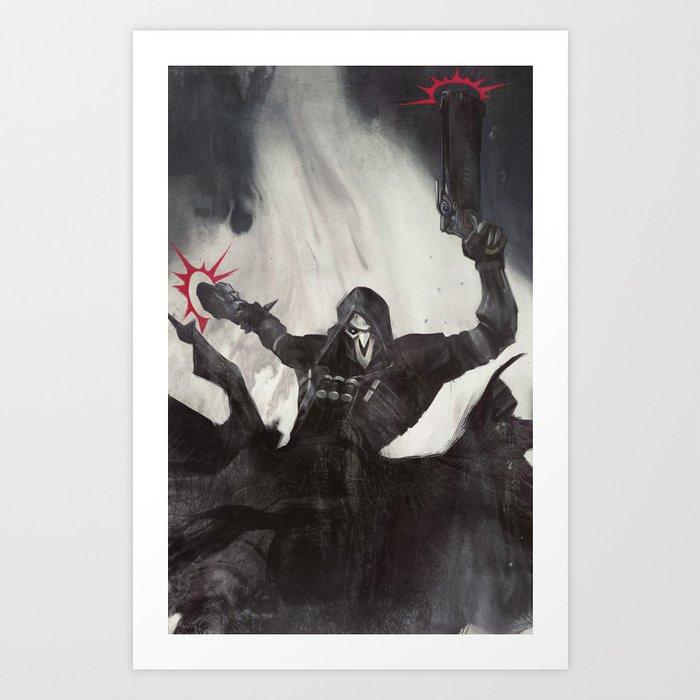 Reaper Art Print