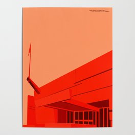 [INDEPENDENT] POST OFFICE - JEAN FRANÇOIS ZEVACO Poster
