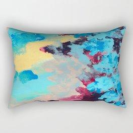 Blue Ivy Rectangular Pillow