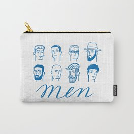 Men (are not all the same) Carry-All Pouch
