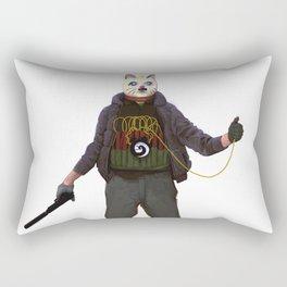 Death Squad Rectangular Pillow