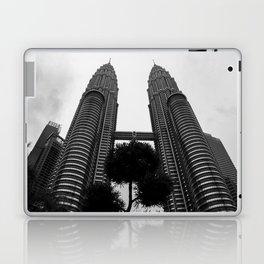 Petronas b&w Laptop & iPad Skin
