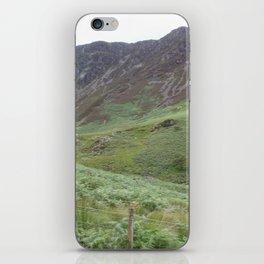 Wales Landscape 10 Cader Idris iPhone Skin