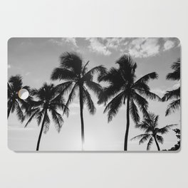 Hawaiian Palms II Cutting Board