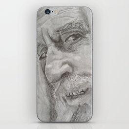 Saroumane iPhone Skin