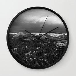 # 320 Wall Clock