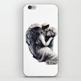 Resting Angel iPhone Skin