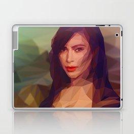 La Gioconda / Kim Kardashian / Mona Lisa Laptop & iPad Skin