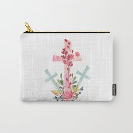 calvary floral Carry-All Pouch