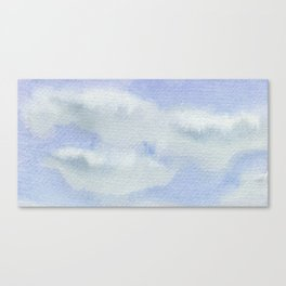 Drifting Clouds Canvas Print