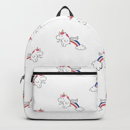 Pooping Unicorns Backpack