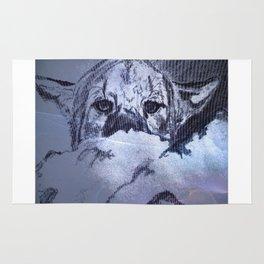 wildlife cat Rug