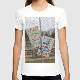 Love Not Hate T-shirt