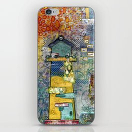 let your light shine iPhone Skin