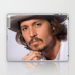 johnny depp Laptop & iPad Skin
