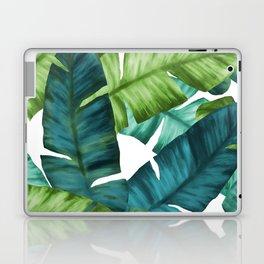 Tropical Banana Leaves Unique Pattern Laptop & iPad Skin