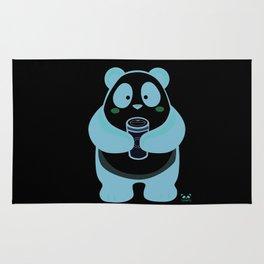 Coffee Panda Rug