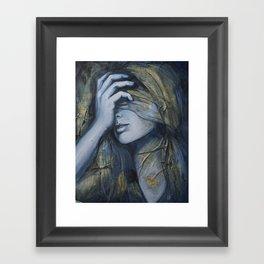Desdemona Framed Art Print