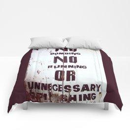 Behave Comforters