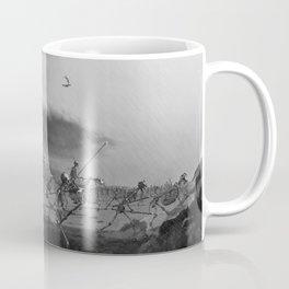 March of the Necromancer Coffee Mug