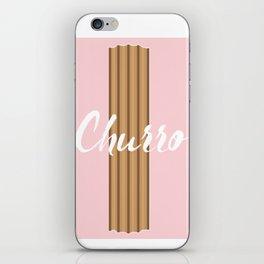 Churro iPhone Skin