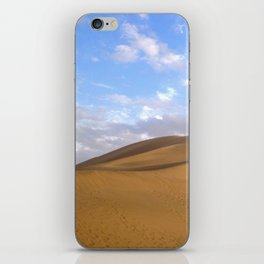 desert photography iPhone Skin