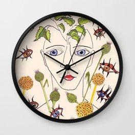 Renacer Wall Clock
